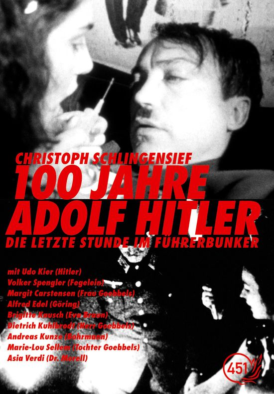 100 Years of Adolph Hitler movie