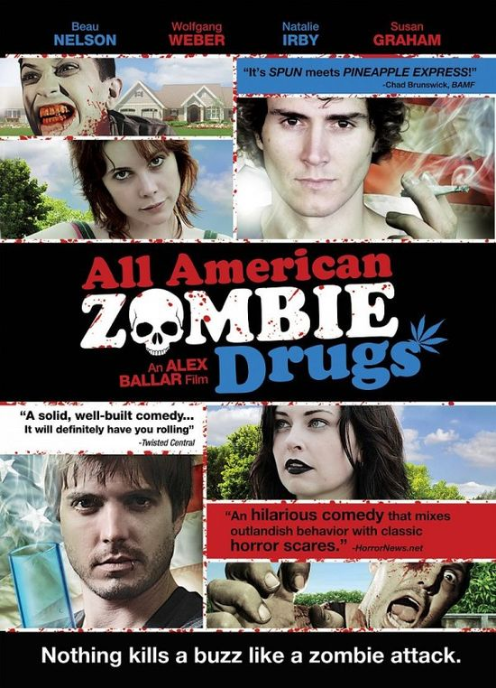 All American Zombie Drugs movie