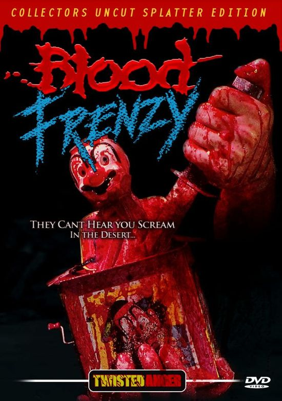 Blood Frenzy movie