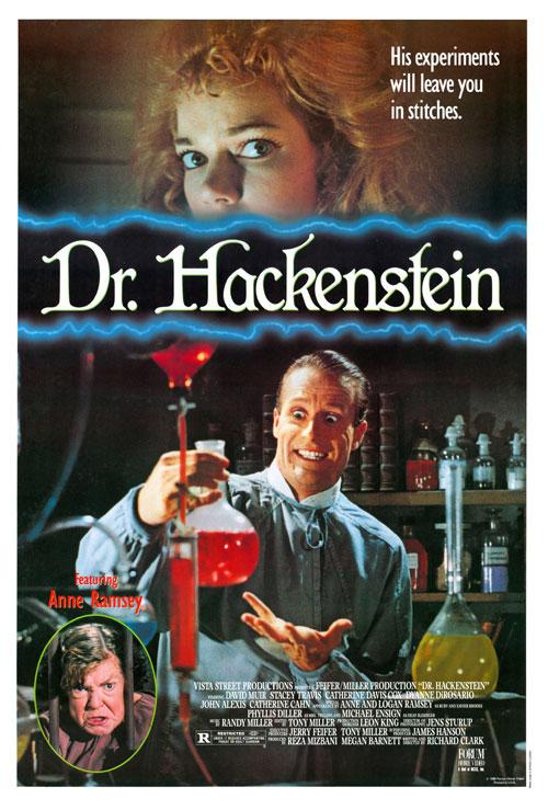 Doctor Hackenstein movie