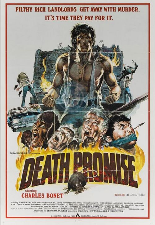 Death Promise movie