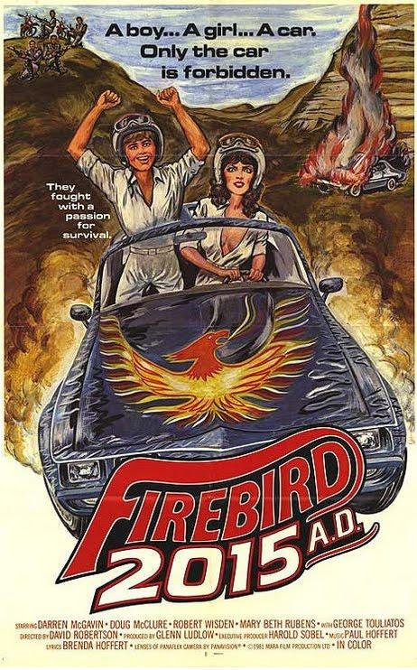Firebird 2015 AD movie