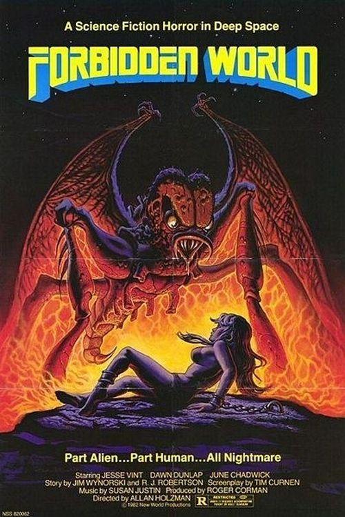 Forbidden World movie