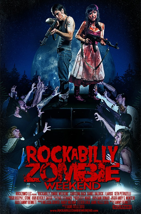Rockabilly Zombie Weekend movie