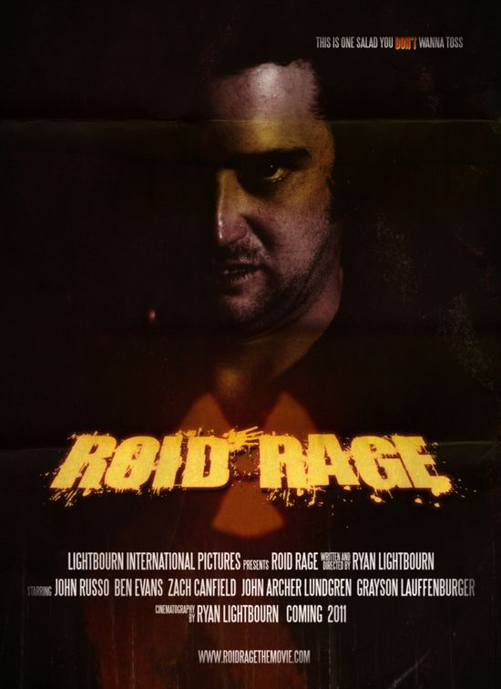 Roid Rage: The Christmas Special movie