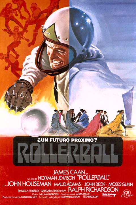 Rollerball movie