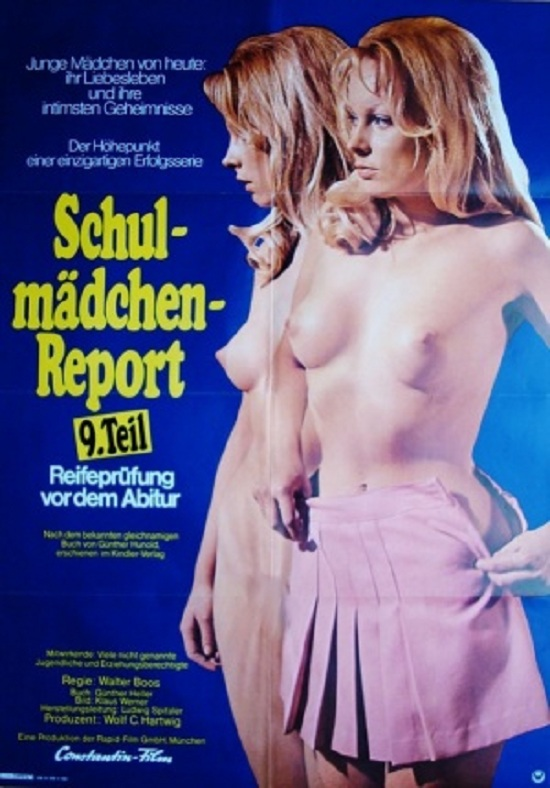 Schulmädchen-Report Vol. 9 movie