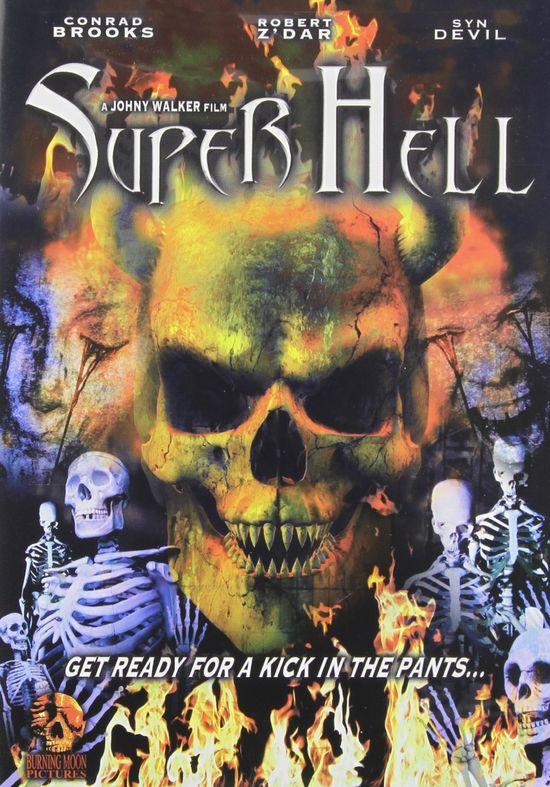 Super Hell movie