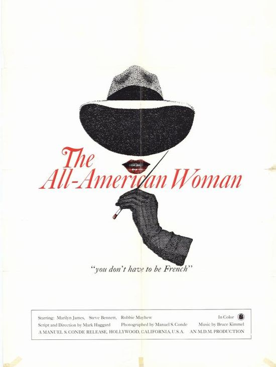 The All-American Woman movie