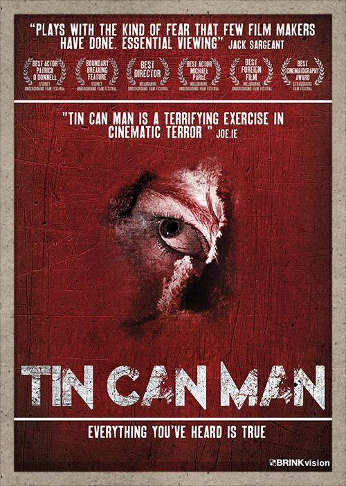Tin Can Man movie