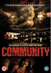 community 2012 poster