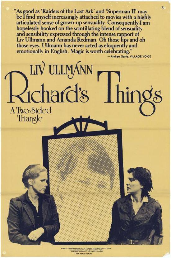 Richard's Things movie