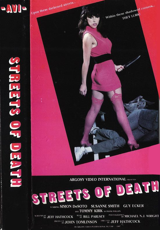 Streets of Death movie