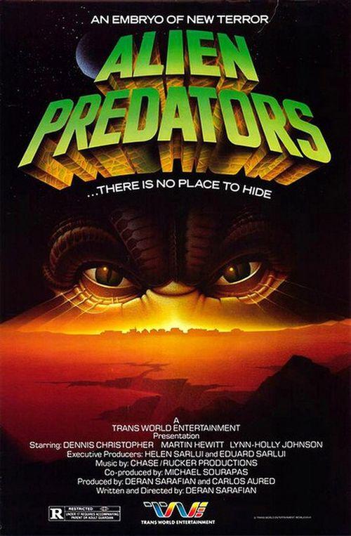 Alien Predators movie
