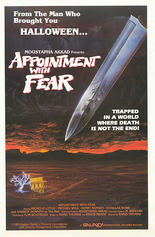 Appointment with Fear movie