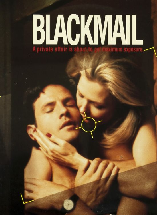 Blackmail movie
