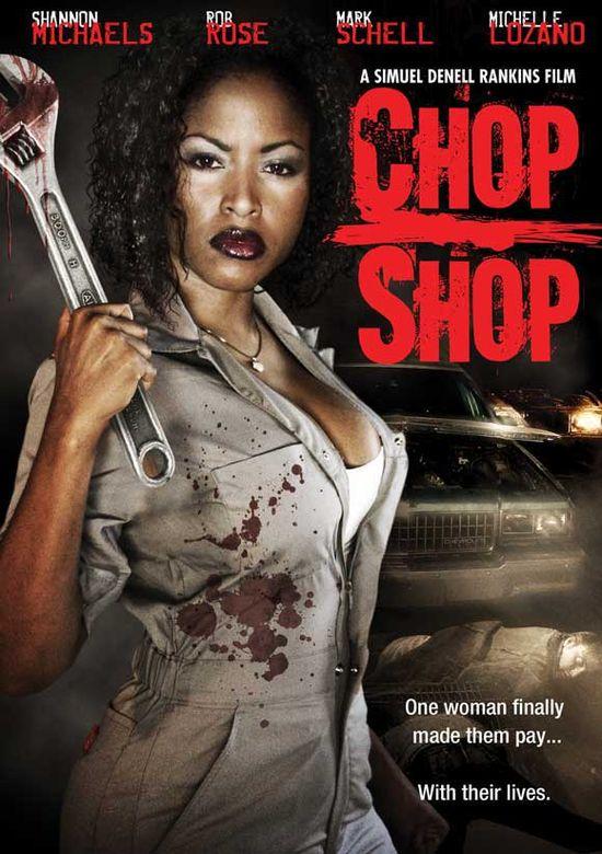 Chop Shop movie
