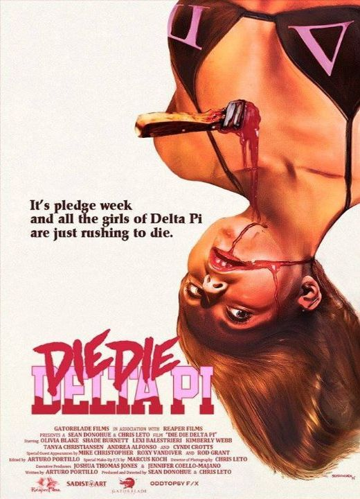 Die Die Delta Pi movie