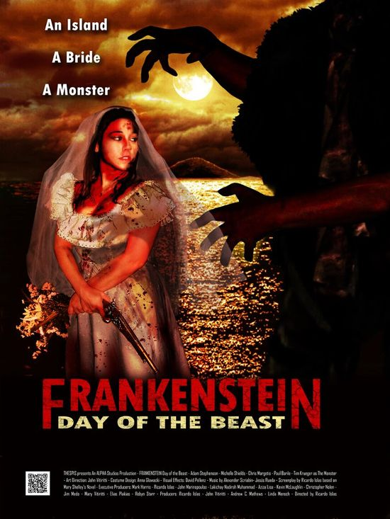 Frankenstein: Day of the Beast movie