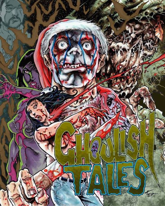 Ghoulish Tales movie