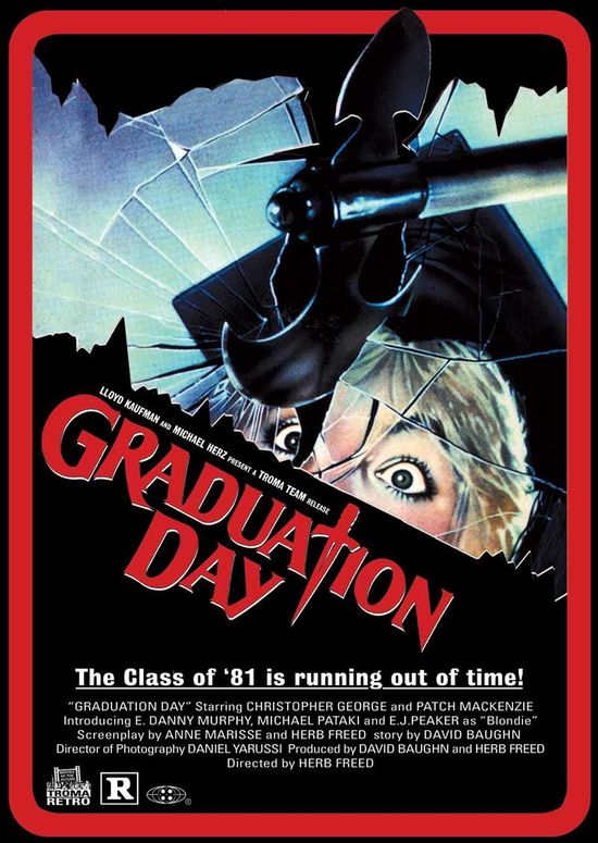 Graduation Day movie