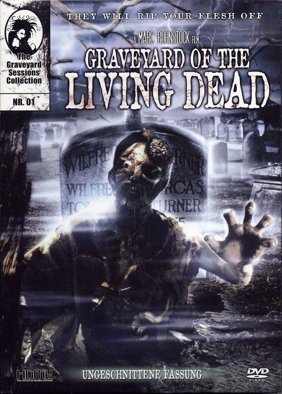Graveyard of the Living Dead movie