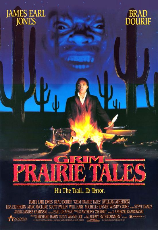 Grim Prairie Tales- Hit the Trail movie