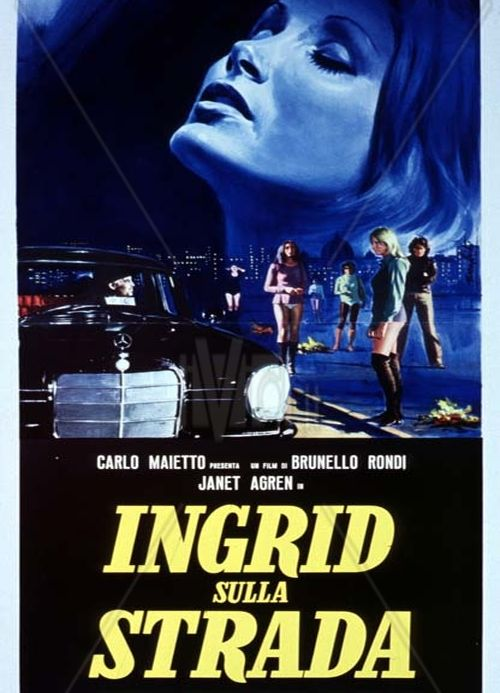 Ingrid sulla strada movie