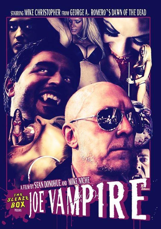 Joe Vampire movie