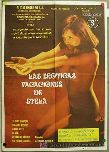 Las eróticas vacaciones de Stela movie