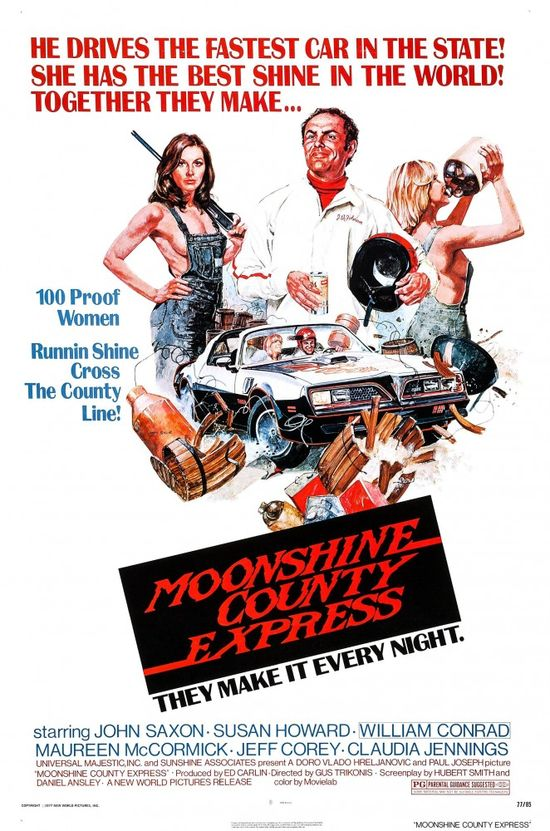 Moonshine County Express movie
