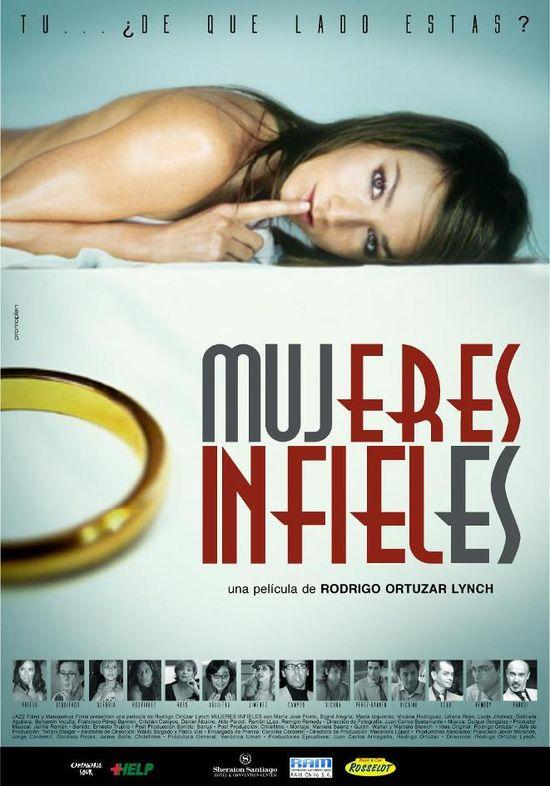 Mujeres infieles movie