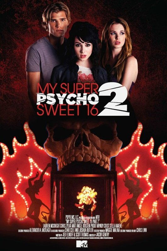 My Super Psycho Sweet 16: Part 2 movie