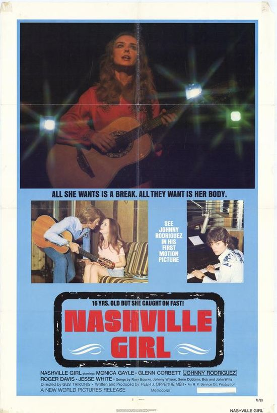 Nashville Girl movie