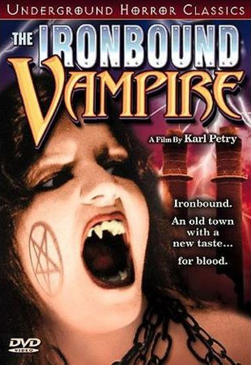 The Ironbound Vampire movie