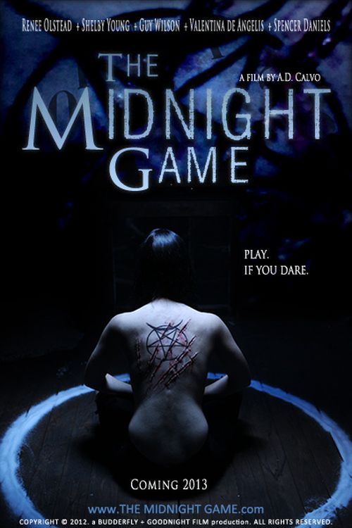The Midnight Game movie
