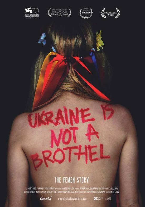 Ukraine Is Not a Brothel movie