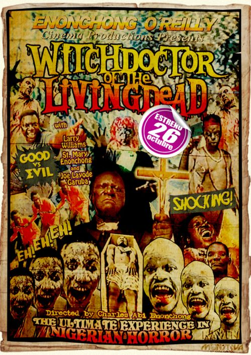 Witchdoctor of the Livingdead movie