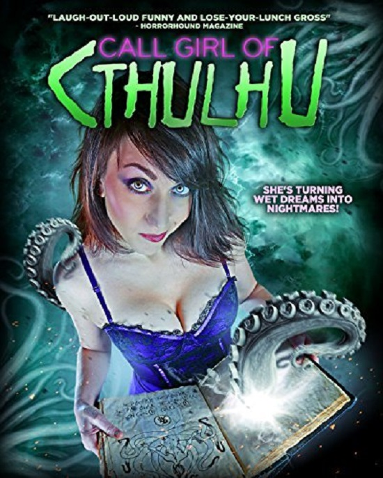 Call Girl of Cthulhu movie