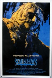 scarecrows dvd poster