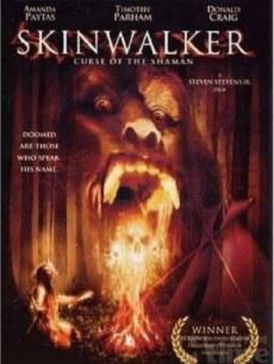 Skinwalker - Curse of the Shaman movie