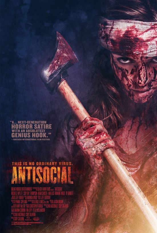Antisocial movie