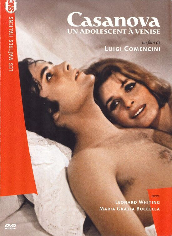 Casanova : His Youthful Years movie