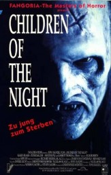 Children Of The Night (1991) poster