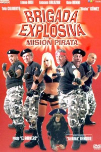 Explosive Brigade: Pirate Mission
