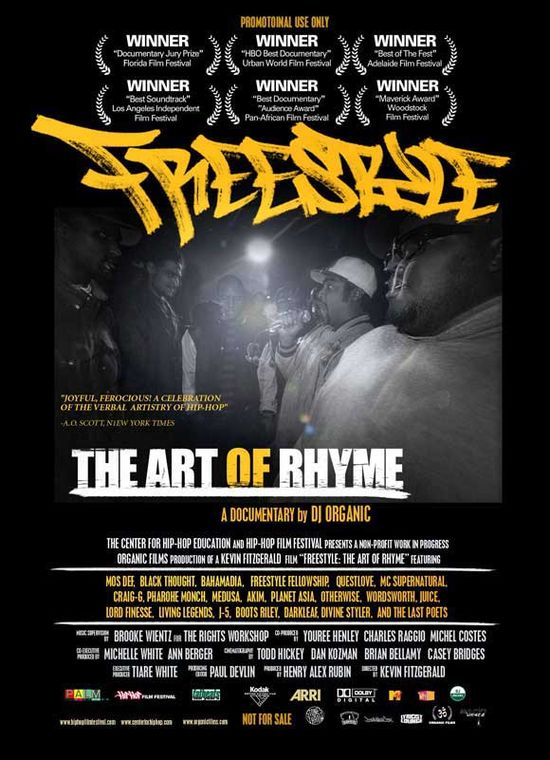 Freestyle: The Art of Rhyme movie