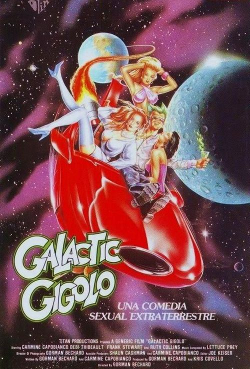 Galactic Gigolo movie