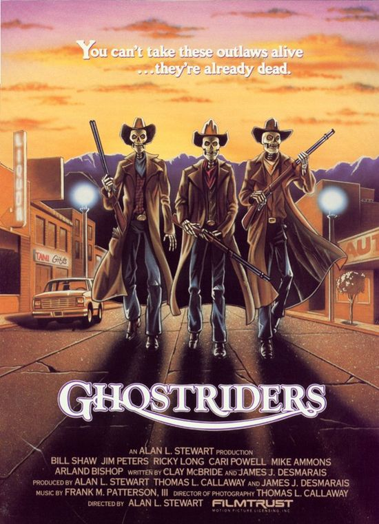 Ghost Riders movie