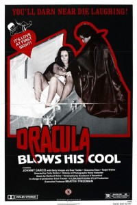 Dracula Blows His Cool