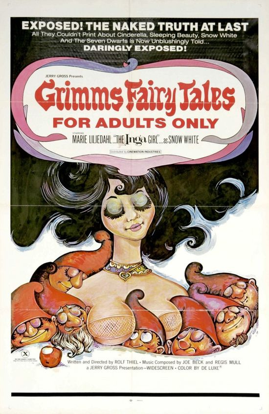Grimm's Fairy Tales for Adults movie